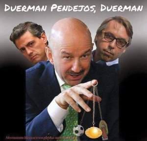 DUERMAN PENDEJOS